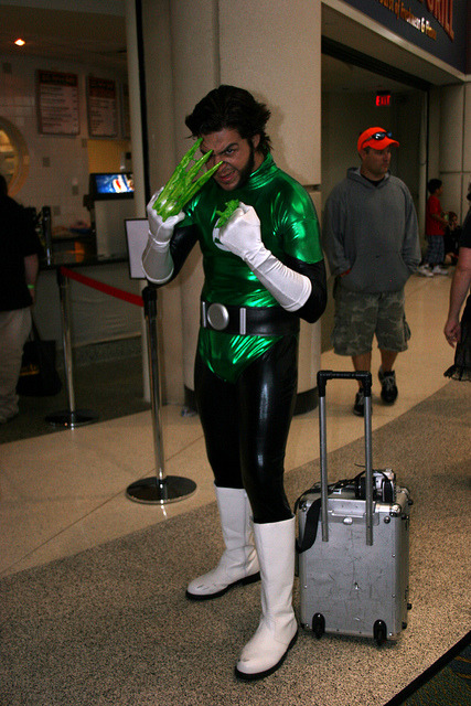 Green Lantern Wolverine Via: demonsee
