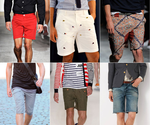 aside from the critter pants i think i can dig all the shorts the jean shorts could be a little shorter tho…show me some leg boys!!! gqfashion:  Now Trending: Short and Sweet Shorts in Spring? Makes sense. But which designers are coming up short in the best way possible? See who's mastered the trend so far at New York Fashion Week here.