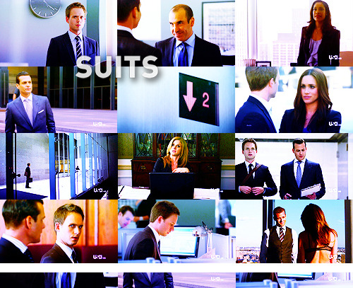venatio:  tv meme | 10 currently airing shows  suits