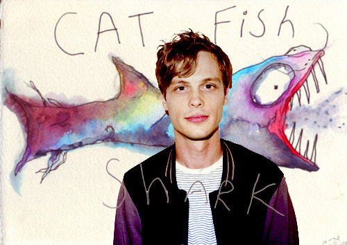 matthewgraygubelr:  Matthew Gray Gubler, Can't Get Much more sexxy