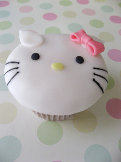couldorcouldnotbecupcakemakersam:  mhmmm…thats right….hello kitty!