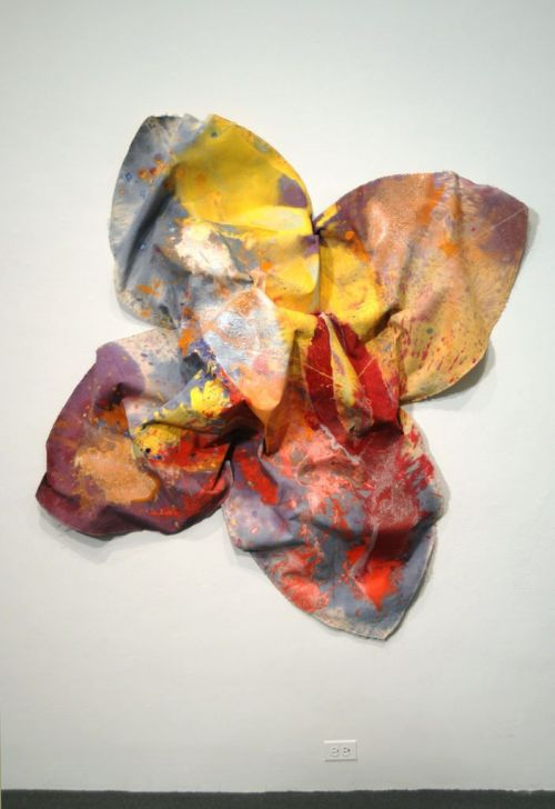 Sam Gilliam, Ruby Light, 1972
