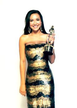 you-know-youre-a-gleek-when:  allhailbrittana:  all the awards  We made this happen fandom! First award of many!