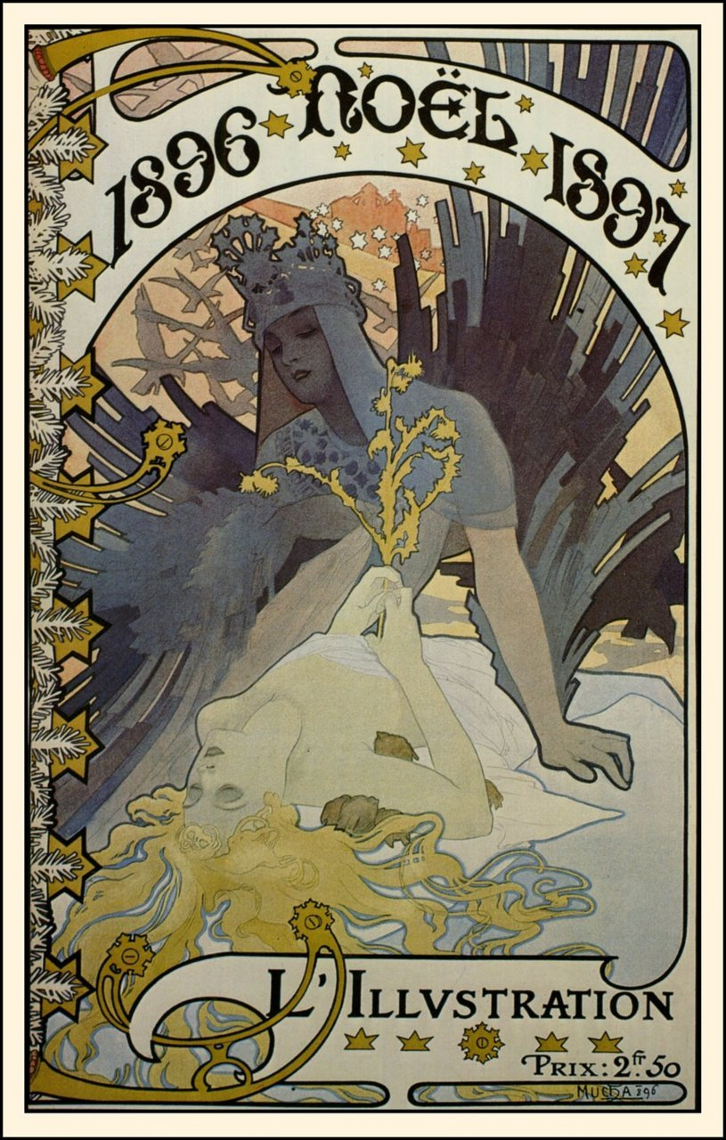 dreammason:  for Brenkster Another Mucha