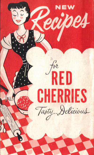 retrogoddess:  Cherries