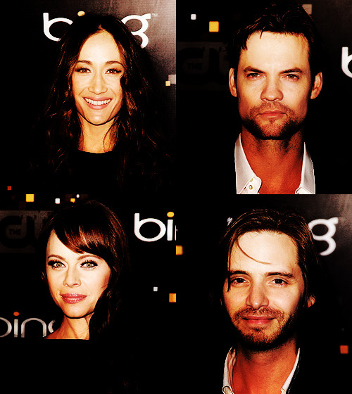 Nikita Cast | CW Premiere Party 11'