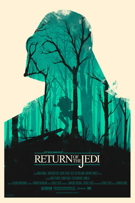 nerdhunter:  return of the jedi