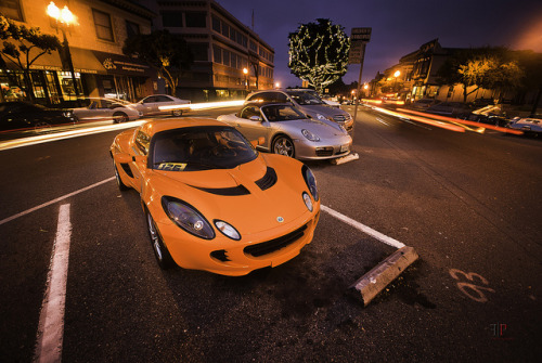 amazingcars:  Night Life by Folk|Photography on Flickr.