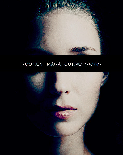 Make you confession! http://rooneymconfessions.tumblr.com/