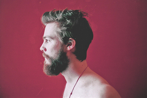 Beard II (by Thomas van der Zaag)