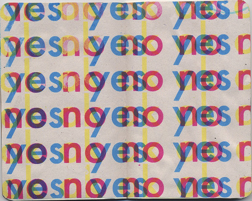 emptycupboard:  yes no ok (by emily burtner)