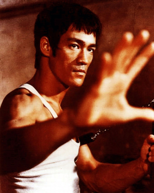 iloveretro:  Bruce Lee