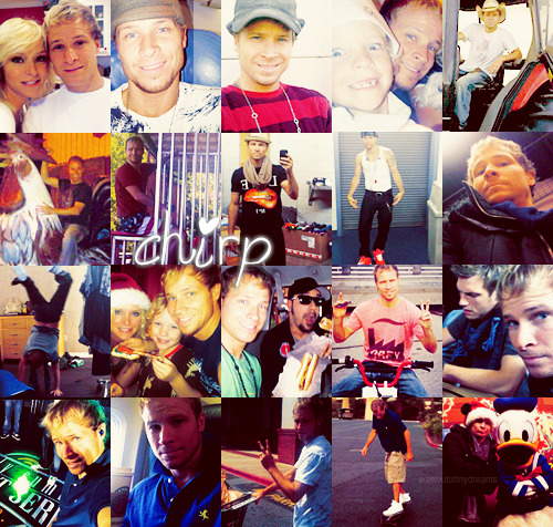 walkoutofmydreams: A Year of Chirps Brought to us by Brian Littrell