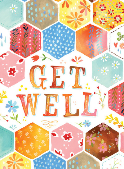 magicfran:  Get Well by katiedaisy on Flickr.