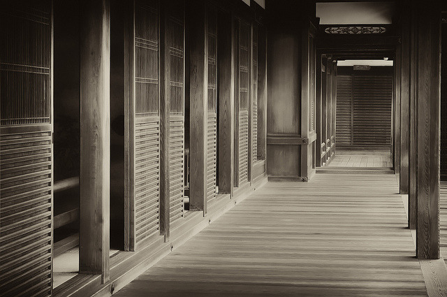 Ninna-ji Kyoto / 仁和寺 京都 on Flickr.  © Ogawasan 小川/Bach.sacha.Photography.