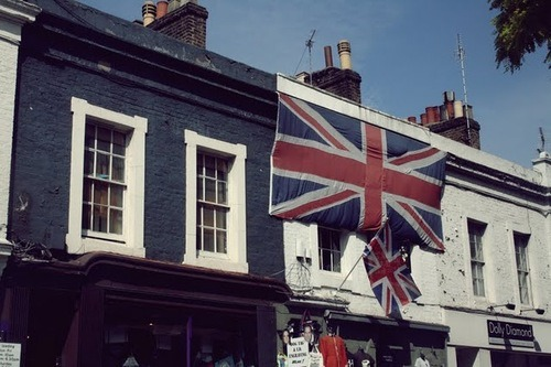 ysvoice:  | ♕ |  Union Jack, London  |  by itsluk3 | via teatwosugarsplease