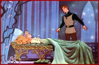 "Scene from Sleeping BeautyWalt Disney Productions1959 Sleeping Beauty marks one of the first times that Disney animators took a prominent role in the design process of a feature-length animated film. The illustrators and animators created a design aesthetic that resembled stained glass windows, with incredible attention to character detail. While the creative team fell in love with their work, audiences weren't ready for a break from the stylized ""Disney method,"" and that combined with a lacking storyline and unremarkable songs resulted in harsh criticisms and low box office numbers. This led to the firing of over half the animation team, and a fresh start for their next feature-length film What role do you think animators should have in the making of an animated film? Are they ""artists,"" or simply the means to create a product? Does modern animation/illustration have a place in Art History? (source: Mouse Under Glass : Secrets of Disney Animation and Theme Parks by David Koenig)"