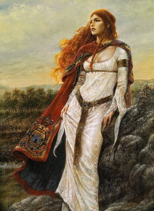 for-redheads:   The Wind from Hastings - Luis Royo