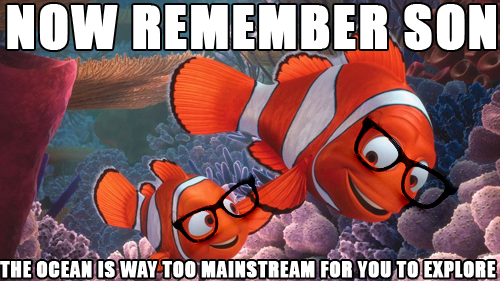 pixarmovies:  jellyfish4eva:  Just stay in the anemone Nemo.  ogoodlord