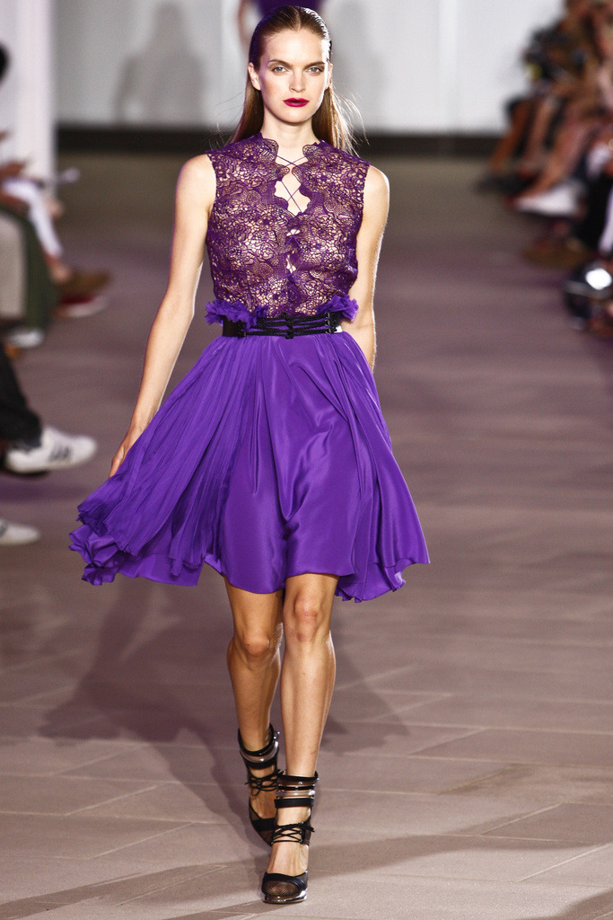 I would like please. (via New York Fashion Week S/S 2012 Day 3)