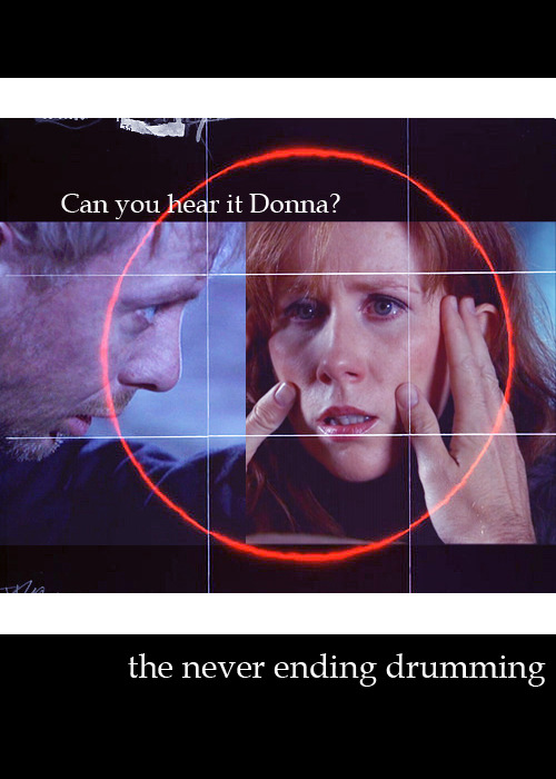 Ships I don't normally ship meme  Master/Donna -requested by anonymous