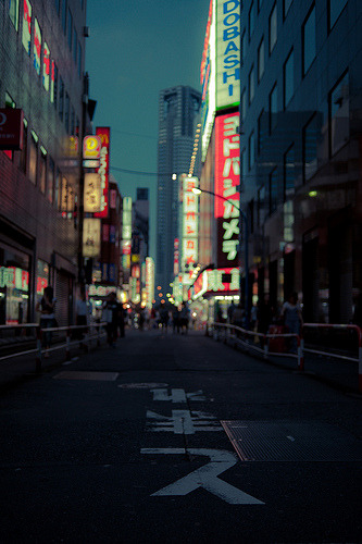 Like everywhere in Tokyo (by c.lemon)