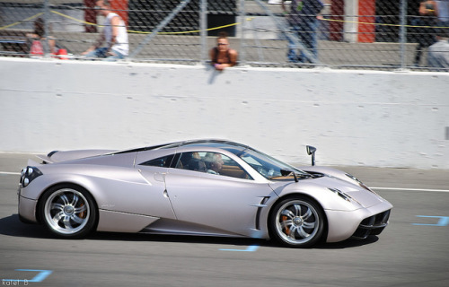 Pagani Huayra - Driven by Mr. Pagani himself by BenjiAuto (Ratet B. Photographie) on Flickr.
