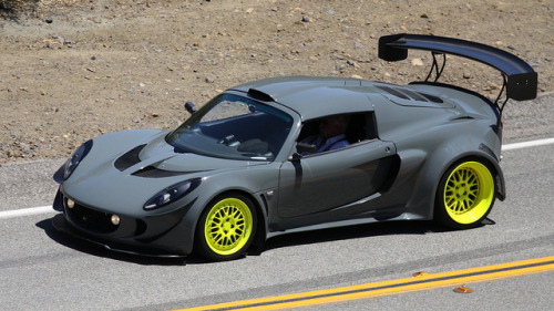 Lotus Exige by Have Fun SVO on Flickr.interesting…