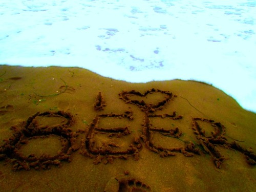 For all you fools who write your name in the sand… Finally, something worth reading.