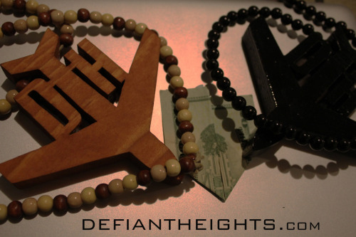 ripecity:  Sneak Peak. DEF HEIGHTS Wood Pieces.