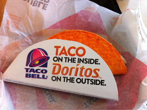 *GASP* Why is this magical thing not at my local Taco Bell yet?!