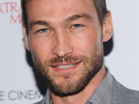R.I.P. Andy Whitfield.
