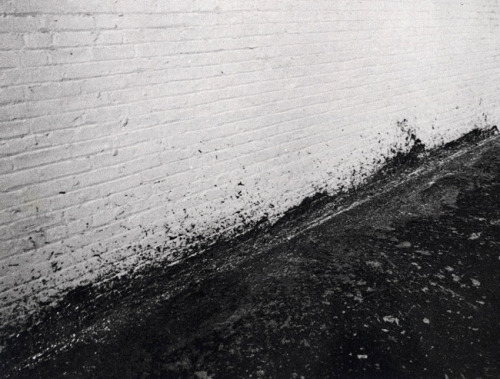 cristophersea:  Richard Serra Splashing, 1968