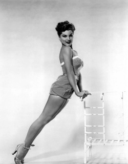 theniftyfifties:  Debra Paget