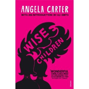 Wise Children by Angela Carter When you read this novel you will be strapped to a rocket and propelled into the tales of twin sisters - who are the illegitimate children of a notorious Shakespeare actor - and their unconventional theatrical family that travel across London, Brixton, Brighton, New York and many other places. Carter is by far one of my favorite authors for her vibrant prose that has the characters stepping off the page and her always perfect comic timing. A comic novel that's actually funny. Read this fucking book.