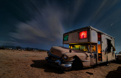 annaharo:  Caddy Camper Threedux by David A Evans on Flickr.