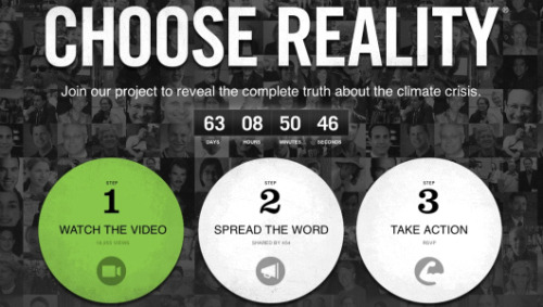 "mothernaturenetwork:  Al Gore in 24-hour broadcast to convert climate skeptics""24 Hours of Reality"" will broadcast a presentation by Al Gore every hour for 24 hours across 24 different time zones from Wednesday to Thursday, with the aim of convincing climate change deniers and driving action against global warming among households, schools and businesses."