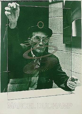 Duchamp and his Oculist Witnesses