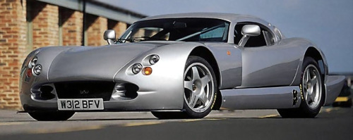 2000 TVR Cerbera Speed 12.