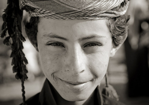 beauty-gone-right:  Ali, Kid in Najran - Saudi Arabia by Eric Lafforgue on Flickr.
