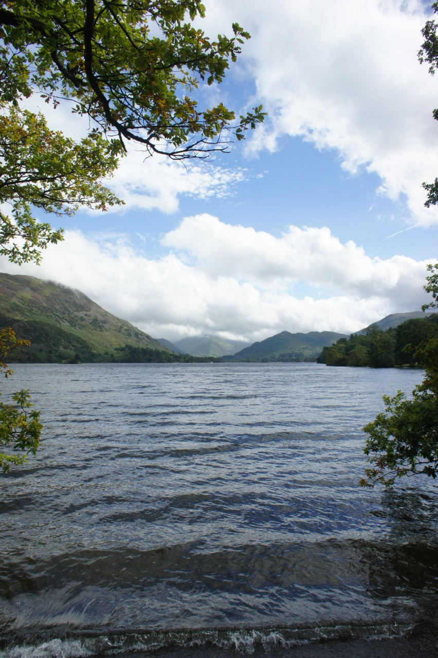 Lake Ullswater - Lake District, Cumbria