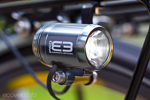 (via EcoVelo » Blog Archive » Supernova E3 / Shimano Alfine Dynamo Lighting System)