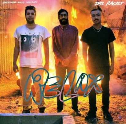 The new Das Racist Album is available today (a day before it's official release) on Itunes.  The album is awesome.  Definitely download the whole thing, but especially specially track 9, Power featuring Danny Brown and Despot and produced by yours truly.  Das Racist - Relax (On Itunes)
