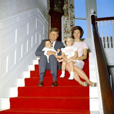 ourpresidents:  In Her Voice: Jacqueline Kennedy, The White House Years Today, the Kennedy Library opens a new exhibit highlighting Jacqueline Kennedy's 1964 oral history interview.    Sealed for 47 years and scheduled to be published today  is a series of wide-ranging conversations with historian Arthur Schlesinger, Jr. In Her Voice will feature excerpts from these conversations, presented alongside the objects, documents, and photographs that chronicle the events Mrs. Kennedy describes.