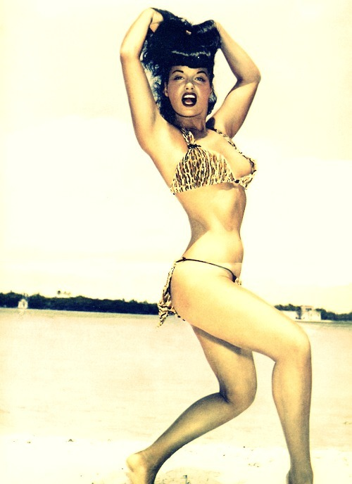 loutigergirl99:  Bettie P.