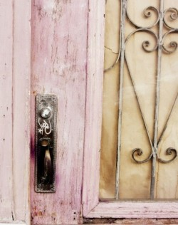 (via Pink Door Art Photography Rustic decor Pastel pink by honeytree)