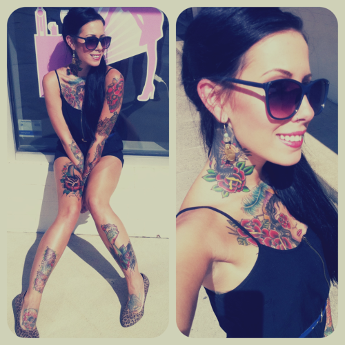 tattoome:  FF bearinwolfsfur:  Sunshine