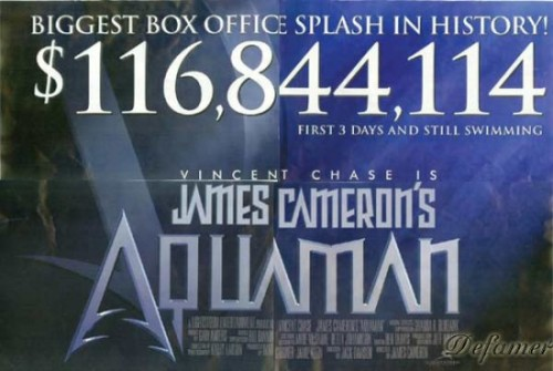 James Cameron's Aquaman