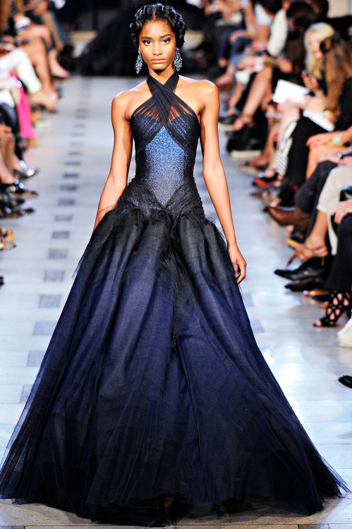 AWESOME! Love it! vogue:  Zac Posen Spring 2012 Photo: Marcio Madeira/firstVIEWVisit Vogue.com for the full collection and review.