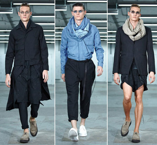 First Look: Siki Im Spring 2012 See the full Siki Im Spring 2012 men's collection from New York right now at GQ.com.